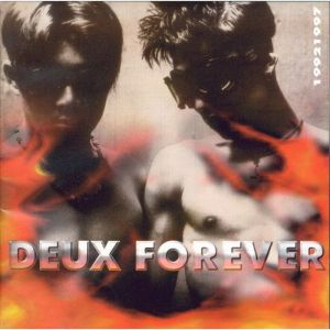 "Album art for Deux's album ""Deux Forever"""