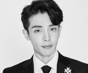 """Excite's Seungwook """"Days of Tears"""" promotional picture."""
