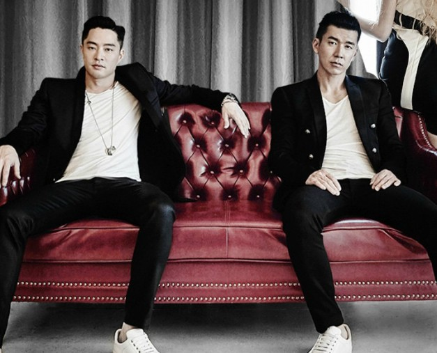"Jinusean's ""Tell Me One More Time"" promotional picture."