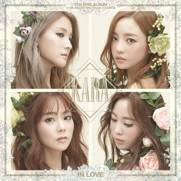 "Kara's ""In Love"" promotional picture."