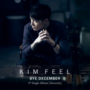 "Album art for Kim Feel's album ""Bye December"""