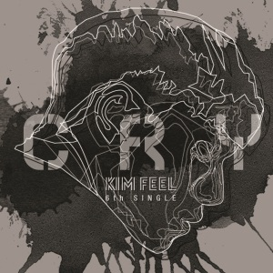 "Album art for Kim Feel's album ""Cry"""