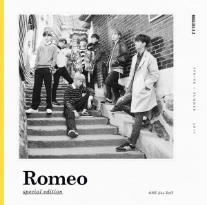 "Album art for Romeo's album ""One Fine Day"""
