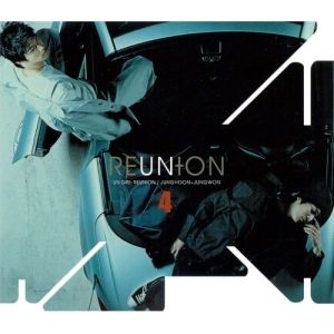 "Album art for UN's album ""Reunion"""