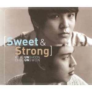"Album art for UN's album ""Sweet & Strong"""