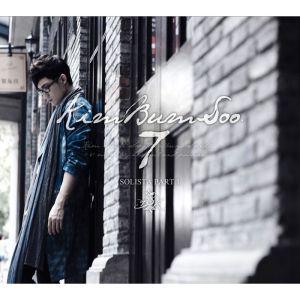 """Album art for Kim Bum Soo's album """"Solista Pt 1"""""""