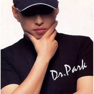 "Album art for Park Myung Soo's album ""Dr. Park"""