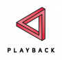 Playback logo.