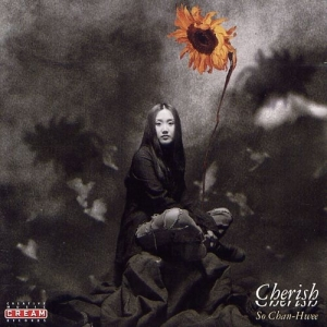 "Album art for So Chan Whee's album ""Cherish"""