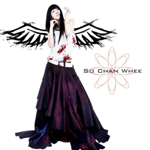 "Album art for So Chan Whee's album ""With A Nail Stuck In My Heart"""