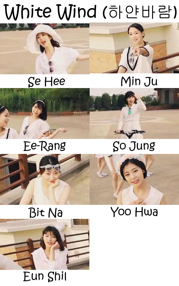 """The members of Year 7 Class 1 in the """"White Wind"""" MV"""
