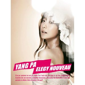 "Album art for Yangpa's album ""Elegy Nouveau"""