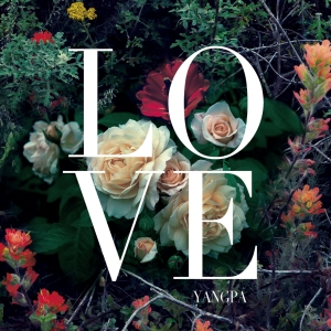 "Album art for Yangpa's album ""L.O.V.E"""