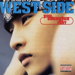 "Album art for Yoo Seung Jun's album ""West Side"""