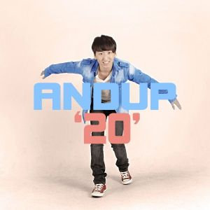 "Album art for AndUp's album ""20"""