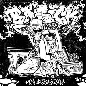 """Album art for Basick's album """"Classick"""""""