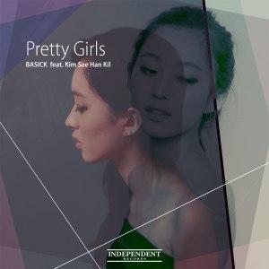 "Album art for Basick's album ""Pretty Girls"""