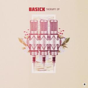 "Album art for Basick's album ""Therapy"""