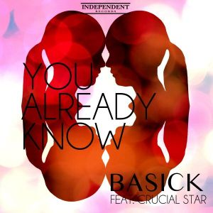 "Album art for Basick's album ""You already know"""