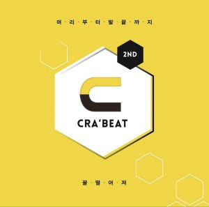 """Album art for Cra'Beat's album """"Head To Toe"""""""