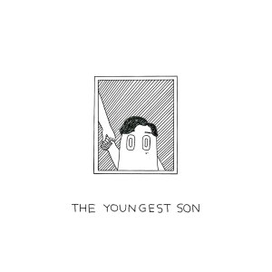 "Album art for Crucial Star's album ""The Youngest Son"""