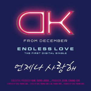"Album art for DK (December)'s album ""Endless Love"""