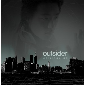 "Album art for Outsider's album ""Soliloquist"""
