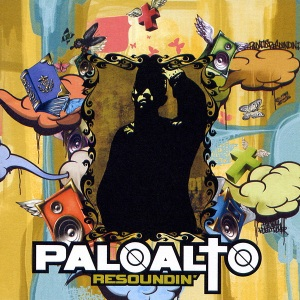 "Album art for Paloalto's album ""Resoundin'"""