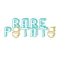 Rare Potato's logo.