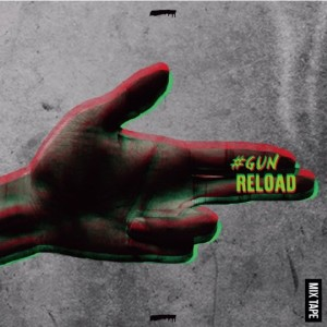 "Album art for #Gun's album ""Reload"""