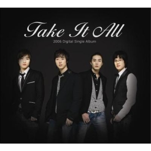 "Album art for Take's album ""Take It All"""