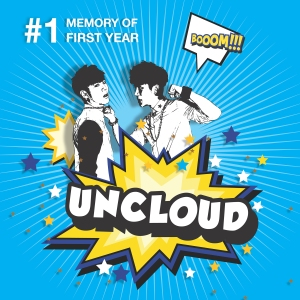 "Album art for Uncloud's album ""Memory Of First Year"""