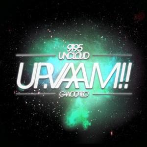 "Album art for Uncloud's album ""Up Vaam"""