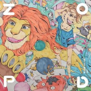 """Album art for Zo PD's album """"Goose That Lays The Golden Eggs Pt 1"""""""