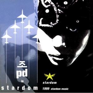 """Album art for Zo PD (Cho PD)'s album """"In Stardom"""""""