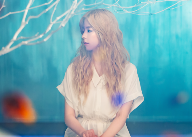 "Juniel's ""Sorry"" promotional picture."
