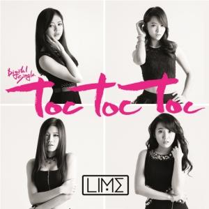 """Album art for Lime's album """"Toc, Toc, Toc"""""""