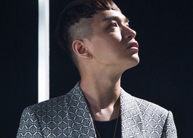 "Simon Dominic's ""Won & Only"" promotional picture."
