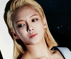 "SNSD's Hyoyeon ""Lion Heart"" promotional picture."