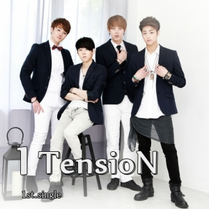 """Album art for 1Tension's album """"1Tension"""""""