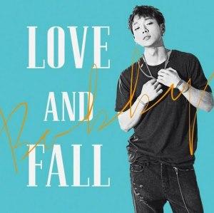 "Album art for Bobby's album ""Love And Fall"""