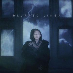 """Album art for Cheetah's album """"Blurred Lines"""""""
