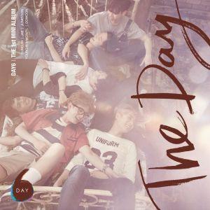 "Album art for Day6's album ""The Day"""