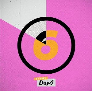 "Album art for Day6's album ""Every Day6 October"""