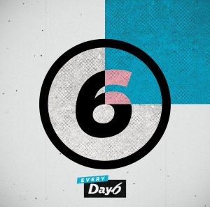 "Album art for Day6's album ""Every Day6 March"""