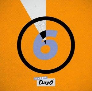 "Album art for Day6's album ""Every Day6 November"""