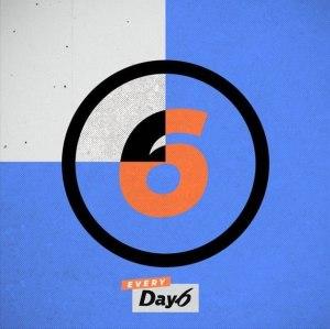 """Album art for Day6's album """"Every Day6 September"""""""