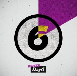 "Album art for Day6's album ""Everyday6 February"""