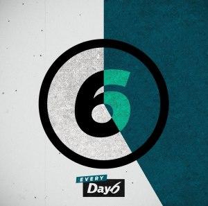 """Album art for Day6's album """"Everyday6 May"""""""