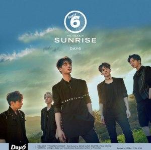 """Album art for Day6's album """"Sunrise"""""""
